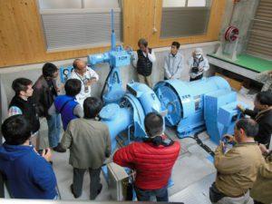 web用Kiko-Res(自然エネルギーで地域を豊かにする小水力発電の見学(岡山県西粟倉村))